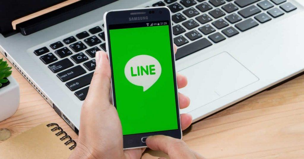 LINE無料通話